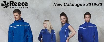 Reece Australia catalogue Teamwear.ie 2018 ireland