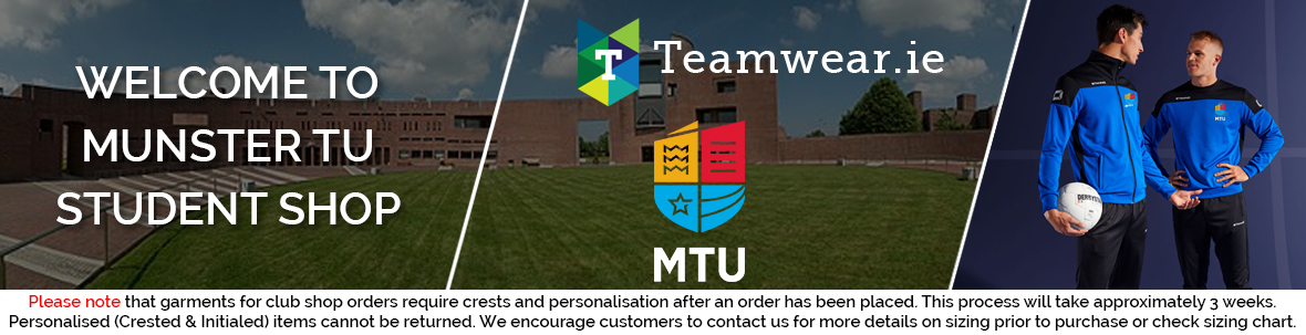 Munster TU - Students Shop