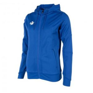 Cleve Hooded Top Full Zip Jacket - Ladies