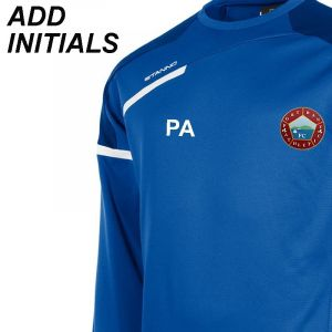Add Initials - Portrane Athletic