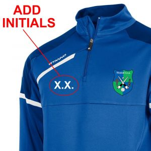 Add Initials - Shankill GAA