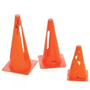 "Cones - Collapsible Traffic Cones 12"" - Set Of 4"