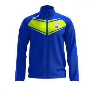 Sorrento Full-Zip Top - Free Crest & Initials