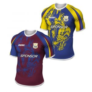 Custom Reversible Rugby Jerseys Lynagh