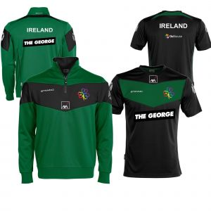 Team Ireland Gay Games Kit