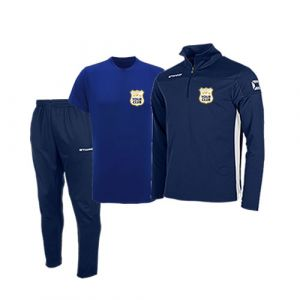 Pride Half Zip Tracksuit   *Free Training Shirt*