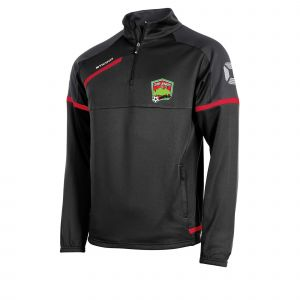 Camp Juniors Half-Zip Top