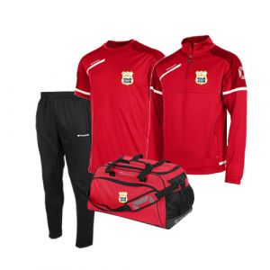 Prestige HZ Tracksuit & Bag *Free Training Tee*