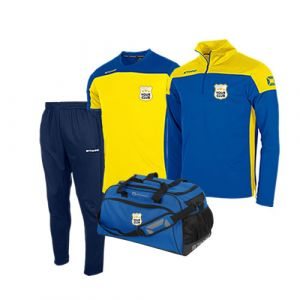 Pride Half Zip Suit & Bag     *Free Training Shirt*